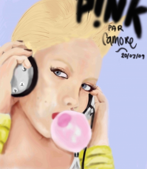 Pink par Camore